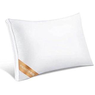 【新品】枕 ホテル仕様 丸洗い可 ホワイト 43*63cm