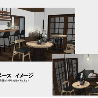 2021年秋OPEN予定!鶴岡駅徒歩5分、デザイナーズフルリノベ...