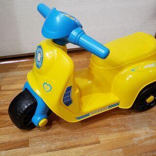 子どもの乗り物スクータータイプ