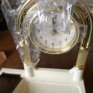 電話台 時計