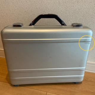 【鍵付き】アルミ製アタッシュケース