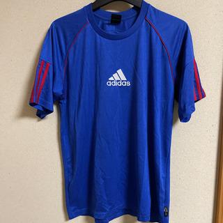 adidas・プラシャツ