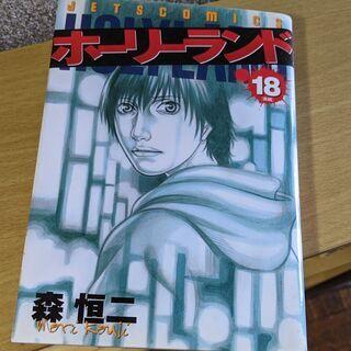 【漫画】ホーリーランド 全18巻 完結セット