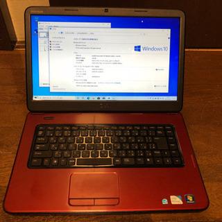 (値下げしました)赤色 Dell Inspiron N5050