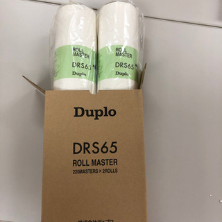 Duplo DRS65 ROLL MASTER 2巻