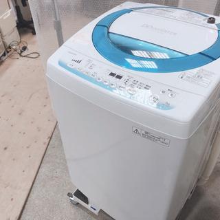 【502M5】TOSHIBA 電気洗濯機 AW-7DS 7kg ...