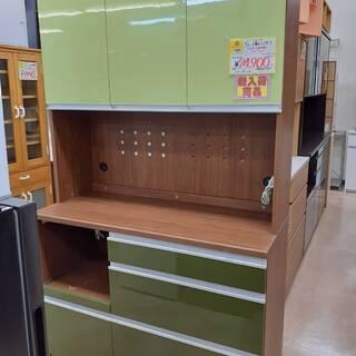 ✨お買い得品✨ユーアイ  3面レンジボード 食器棚