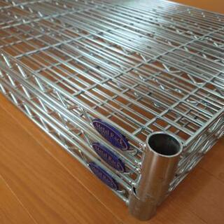メタルラック(棚板のみ3つ、サイズ大)