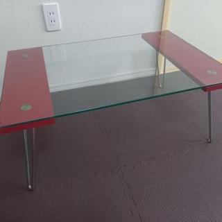ローテーブル 750×500×330