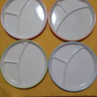 ワン プレート皿 4枚セット