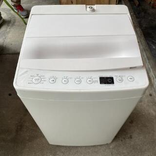 ✨洗濯機 👕👚🎽2018年 🎊4.5kgハイアール💃amadana💮
