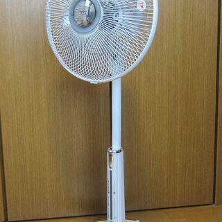 東芝扇風機マイナスイオン30cm F-LJ35X中古美品