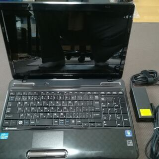 訳ありですが、東芝ノートPC dynabook (CPU⇒Cor...