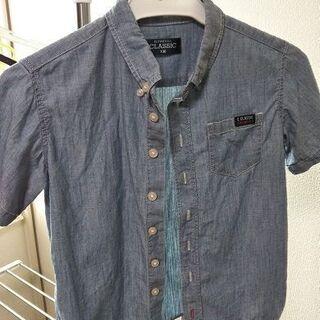 古着 半袖シャツ 130cm