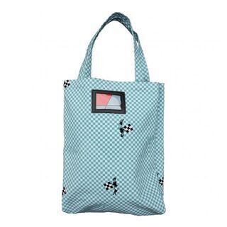 【ネット決済・配送可】オリジナル CHECKERTOTEBAGM...
