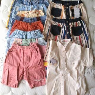 ★子供服 11点★ 男の子 夏物 サイズ100〜120  ※未使...