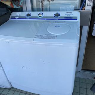 ★日立 2槽式洗濯機 大容量サイズ12キロ 18年製 リサイクル...
