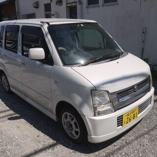 (ID3209)ワゴンR 車検令和4年1月 35,000円 諸経...