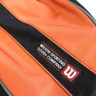 値下げしました!!テニスバッグです!! ウイルソン 綺麗です