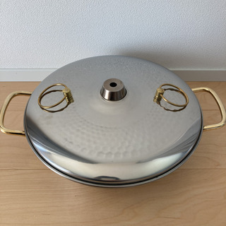 中古品⭐︎ しゃぶしゃぶ鍋