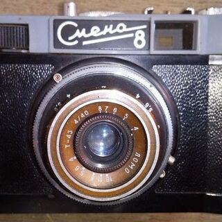 CMEHA 8 CCCP カメラ