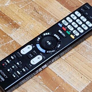 SONY テレビリモコン RMT-XT103J