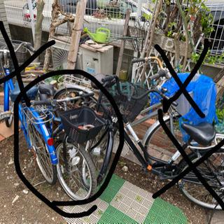 【ネット決済】自転車セット バラ売り可