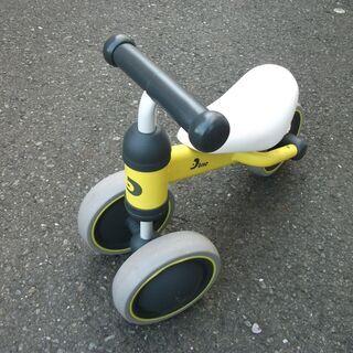 子供用 三輪車?