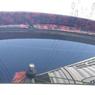 セレナ C25 リア ウィング スポイラー 大型 社外