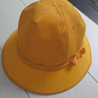 黄色い校帽