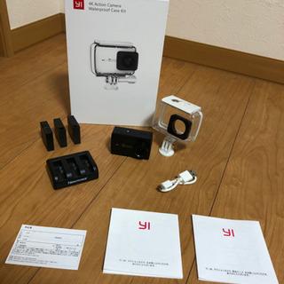 YI 4K アクションカメラ