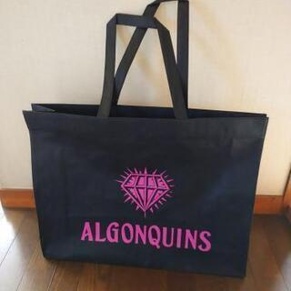 アルゴンキンのショップ袋