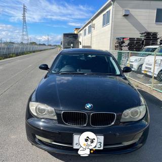 BMW 116i  車検長い!プッシュスタート