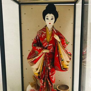 沖縄舞踊人形