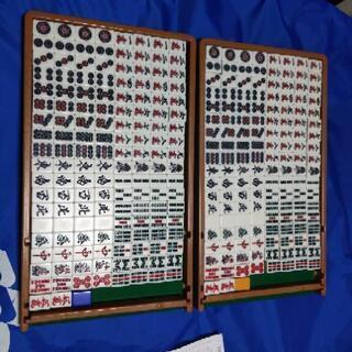 アモスレックスII、アルティマ専用麻雀牌2面セット