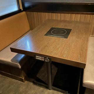 SANYO TIC-D141  IHコンロ付き テーブル