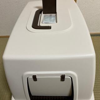 【ネット決済】大型猫トイレ 値下げします