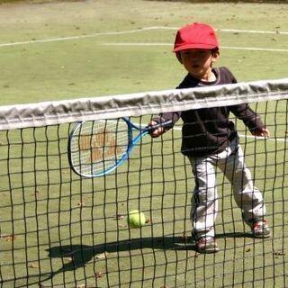 【もっと身体を動かそう!】プライベート子供テニス教室xフィットネ...