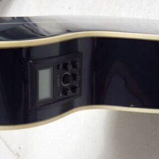 アコースティックギター アリアET380ブルー レフトハンド用