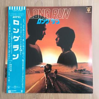 LPレコード 『ロングラン』時任三郎【中古品】