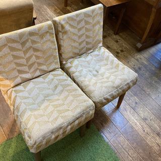 椅子 チェア 2個セット