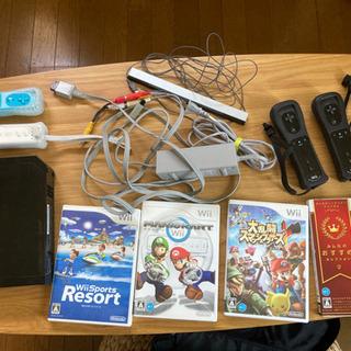 任天堂 Wii フルセット