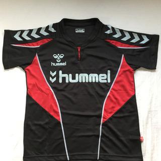 【未使用】hummel プラクティスシャツ
