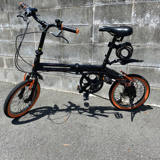 折り畳み自転車 ドッペルギャンガー