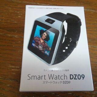【ネット決済・配送可】Smart Watch DZ09 新品未使用