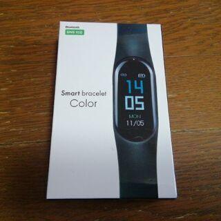 【ネット決済・配送可】Smart bracelet Color ...