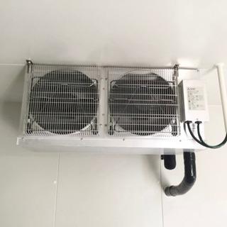 業務用冷凍、冷蔵設備、空調機器の施工、メンテナンス。