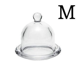 ディスプレイ用ガラスドーム Mサイズ
