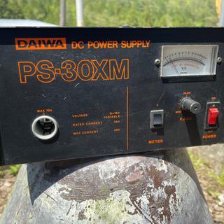 DAIWA DC POWER SUPPLY 安定化電源 アマチュア無線