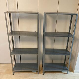 IKEA HYLLIS ヒュッリス 2台